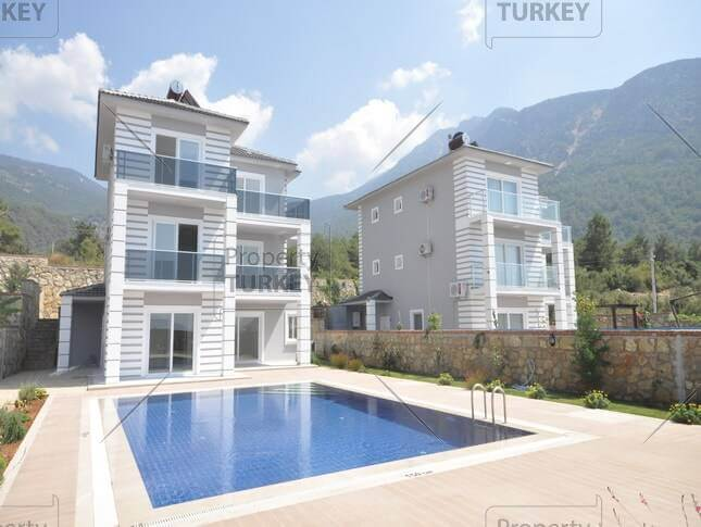 Ovacik luxury villa