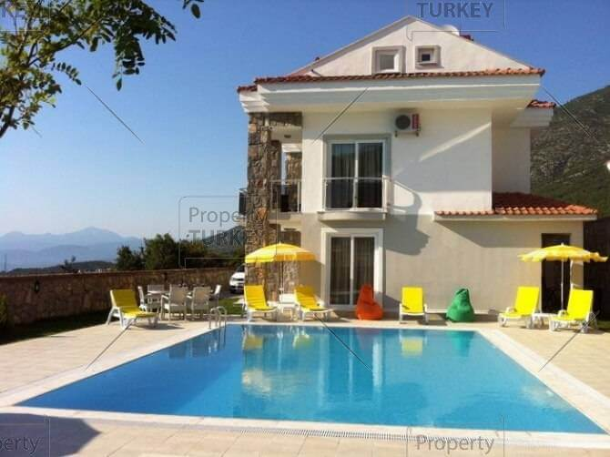 Villa in Ovacik with pool
