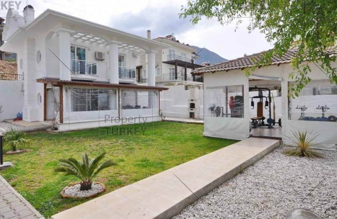 Spacious Ovacik villa