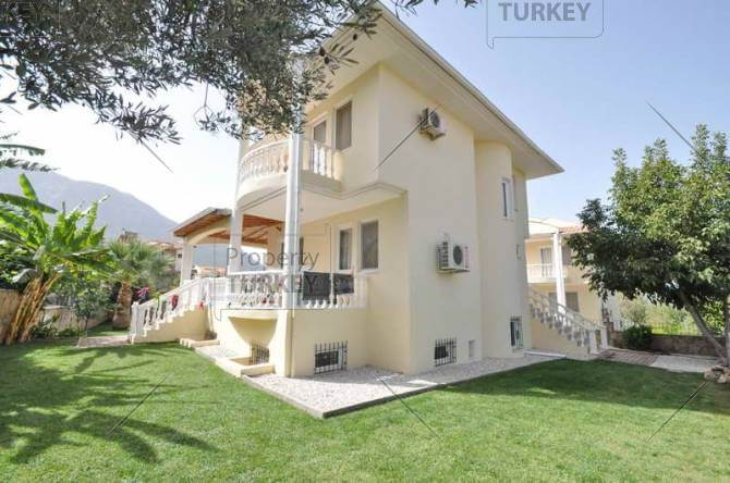 Ovacik property in nice complex for sale
