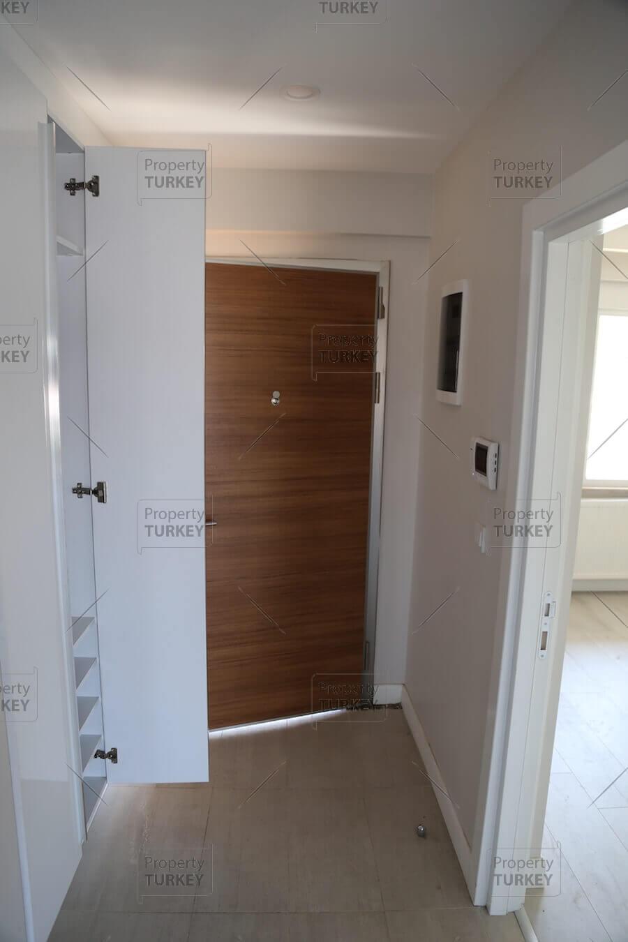 Apartments door