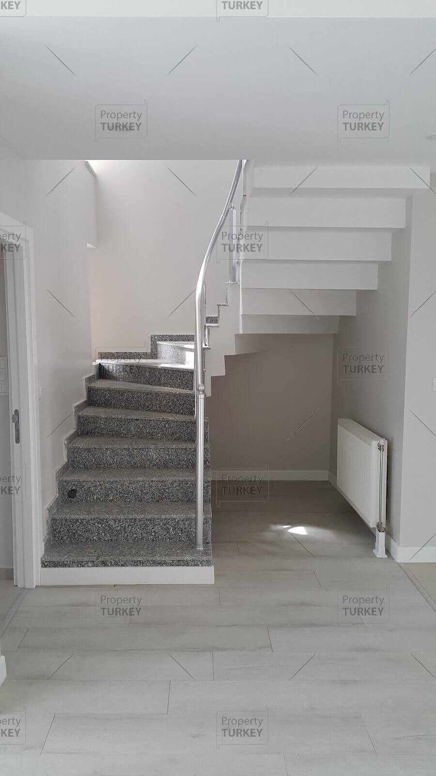Apartments stairs