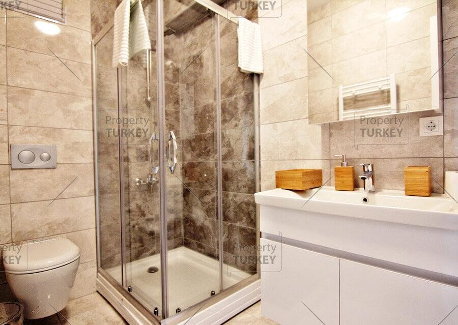 Bathrooms shower