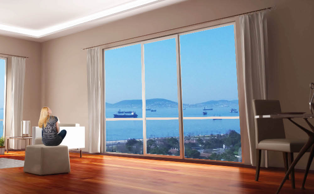 Sea View Completed Apartments For Sale In Pendik