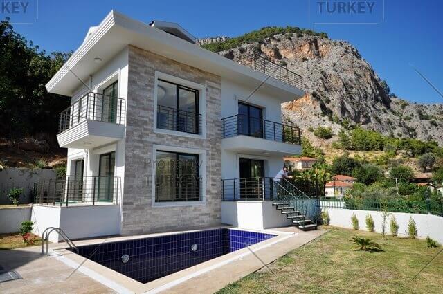 Gocek luxury detached villa for sale
