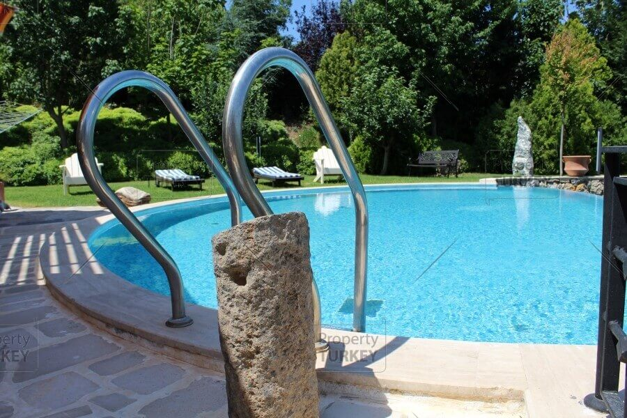 Stunning Private Stone House Mansion Close To Yalikavak Centre Property Turkey