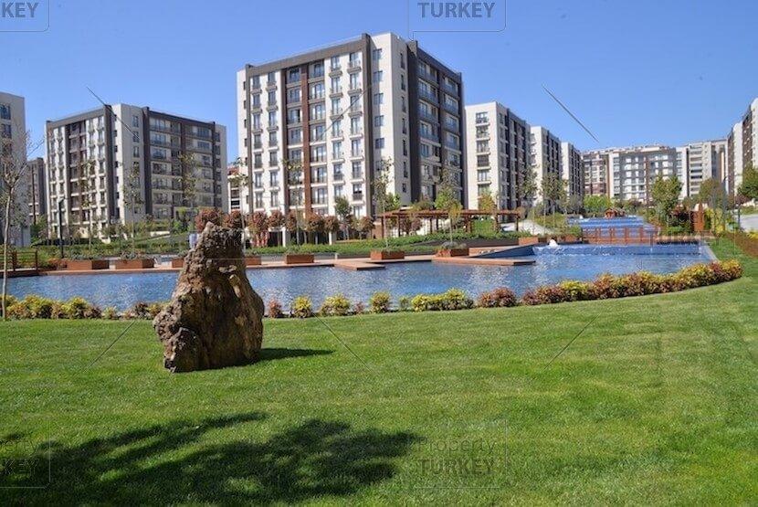 Modern apartments for sale in Beylikduzu