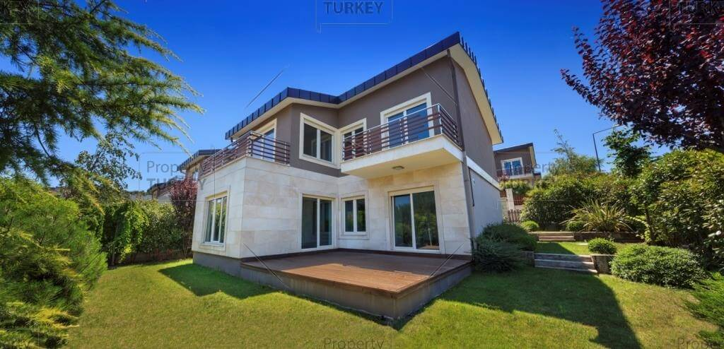 Modern residence for sale in Yalova