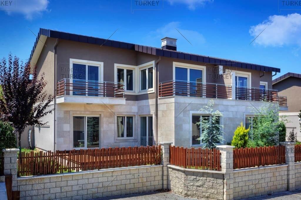 Secured villa