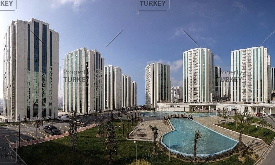 Fully complete ready to move in Istanbul apartments