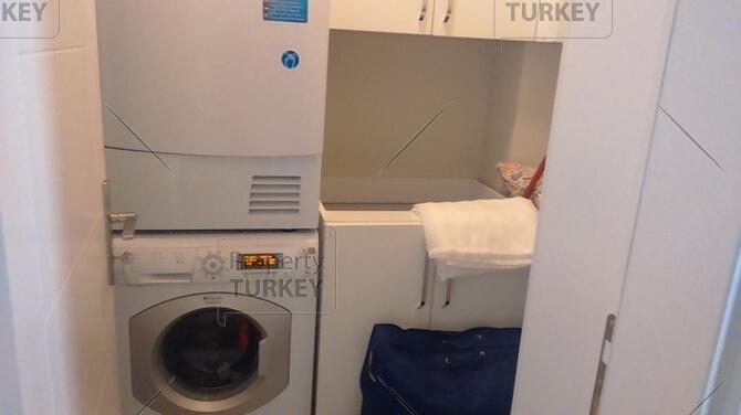 Laundry bedroom