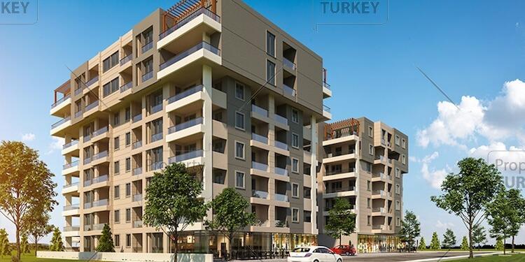 Bursa modern residences for sale