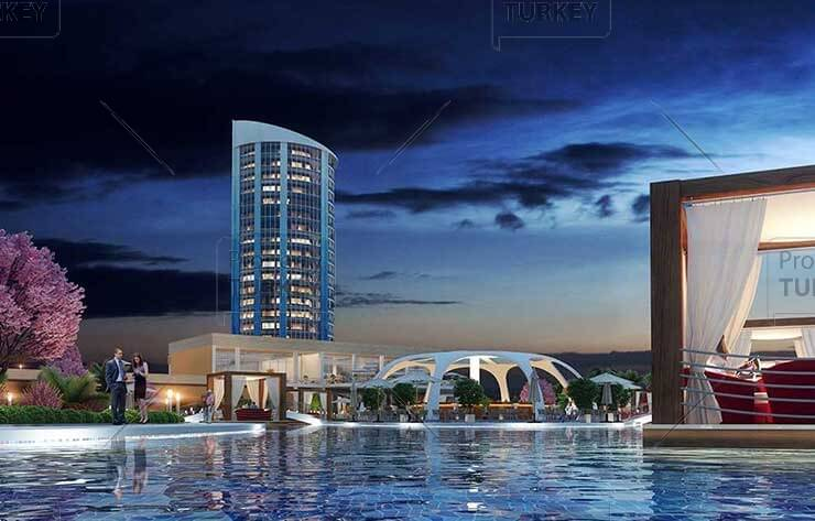 Luxury apartments in Buyukcekmece
