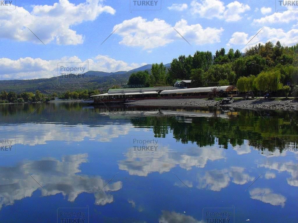Lake in Sapanca