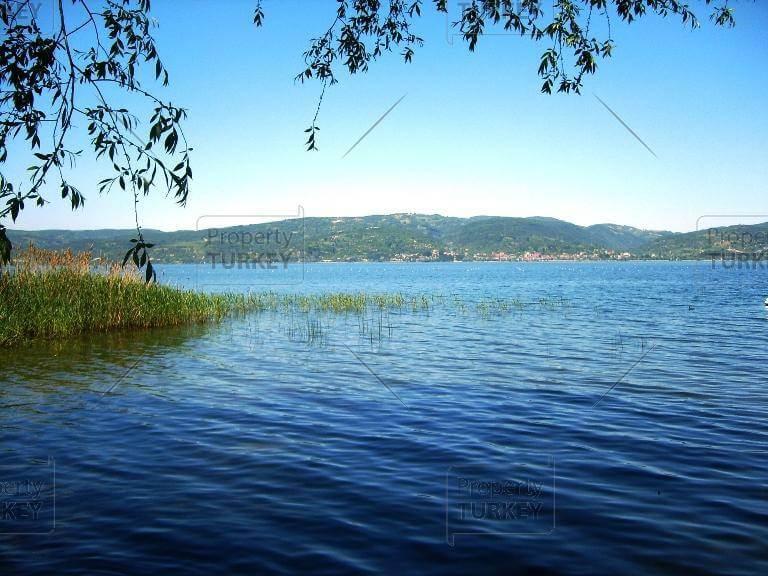 Lake in Sapanca Istanbul