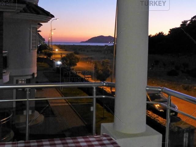 Apartments sea views