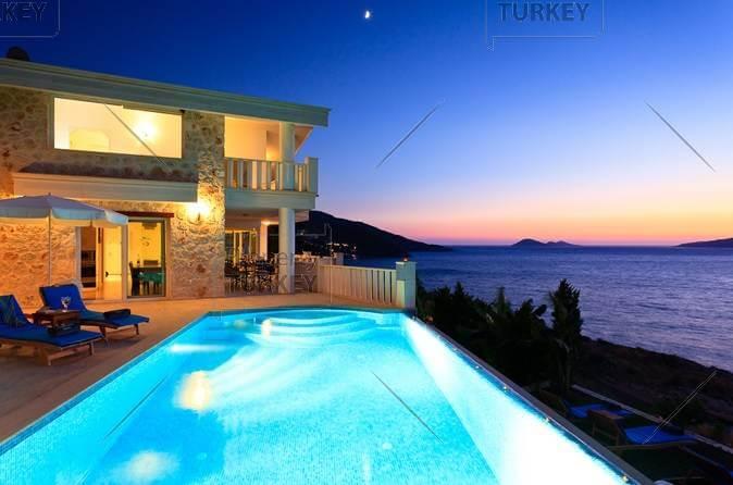 seafront villa for sale komurluk