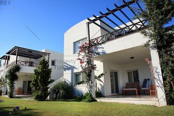 Seaview apartment for sale in Gumusluk