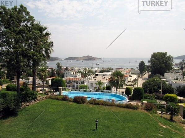 Turkbuku seaview villa for sale
