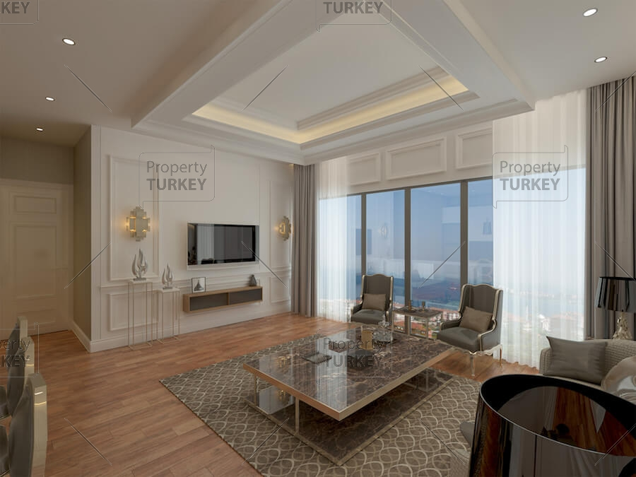 Large interiors