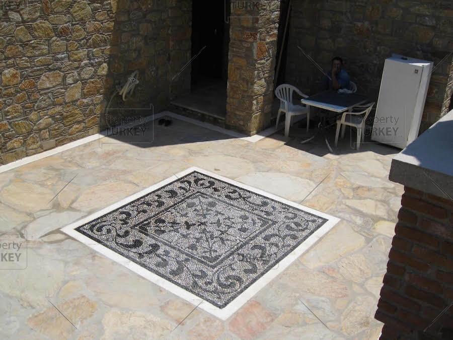 Home mosaic