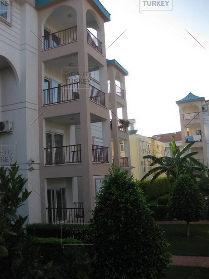 Side apartments for sale