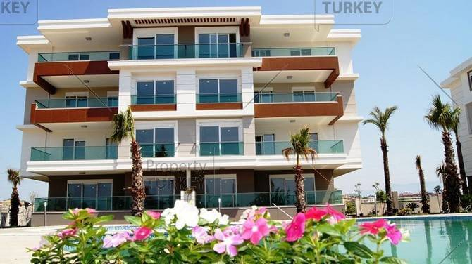 Side Antalya apartments