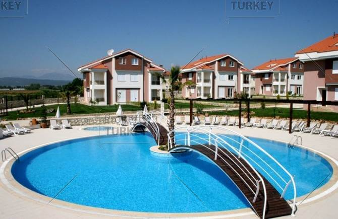 Beautiful Home In Side Located In Luxury Complex Resale Property Turkey
