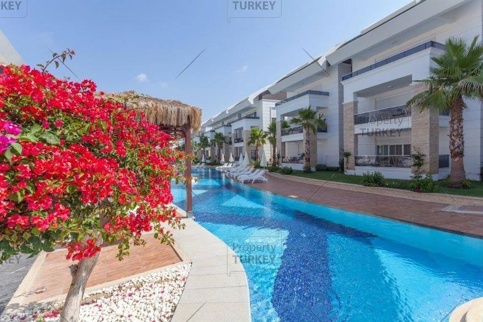 Side luxury apartments with incredible sea views for sale