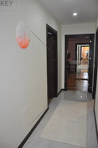 Entrance to the apartment