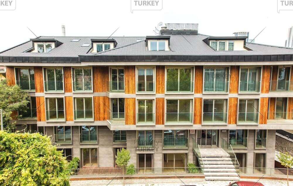 Sisli Istanbul centre apartments for sale