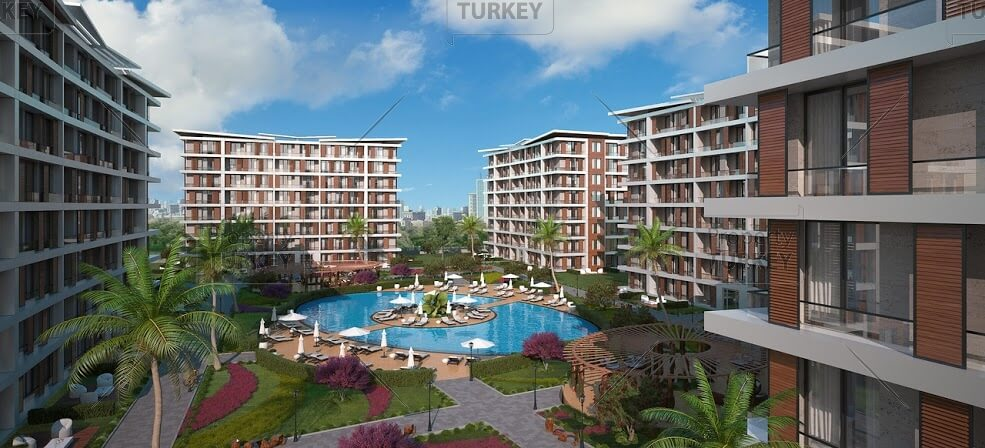 Apartment for sale in Beylikduzu