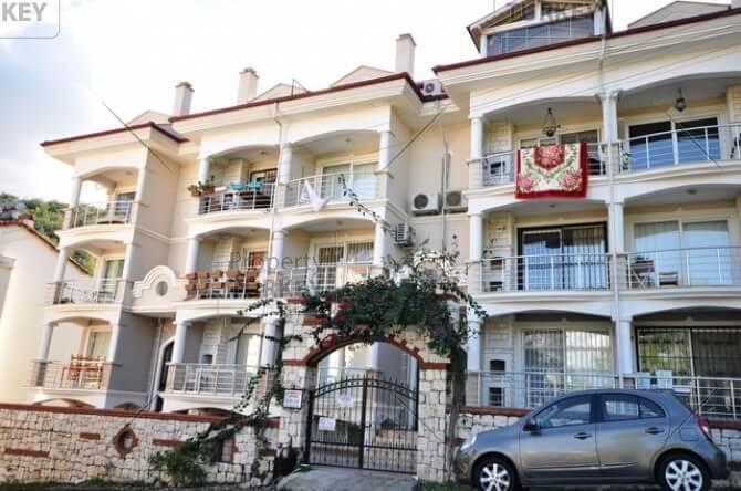 Modern residence for sale in Fethiye