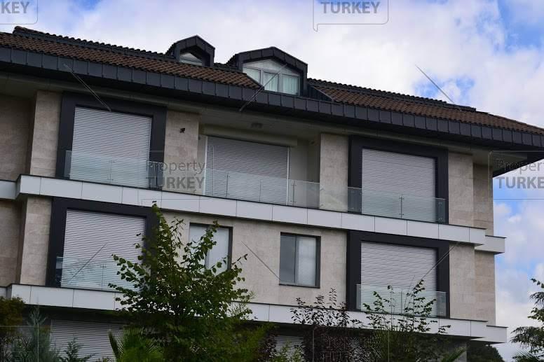 Residence in Tarabya