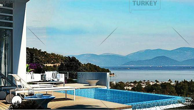 Villa in Torba with superb views