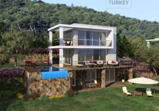Torba villa with luxury settings