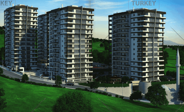 Apartment in Trabzon