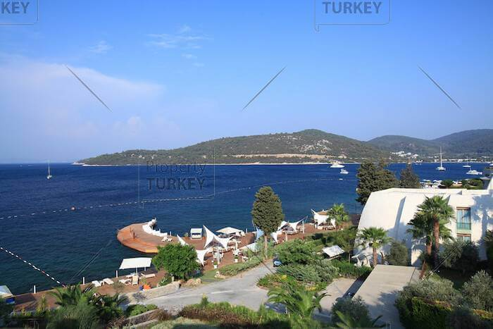 Turkbuku sea view