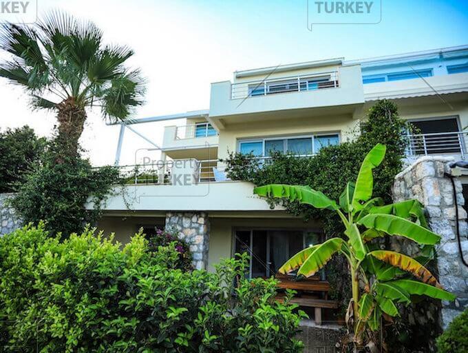 5 star luxury managed turkbuku villas on private beach for 5 star villas