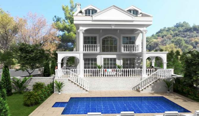 Villa in Uzumlu