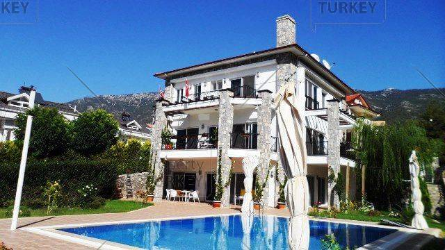 Very large house in Fethiye Ovacik