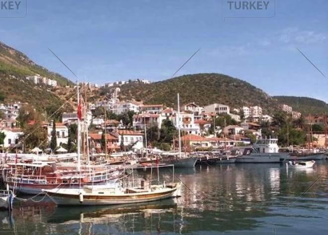 Kas in Turkey