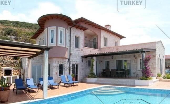 Kas stone villa
