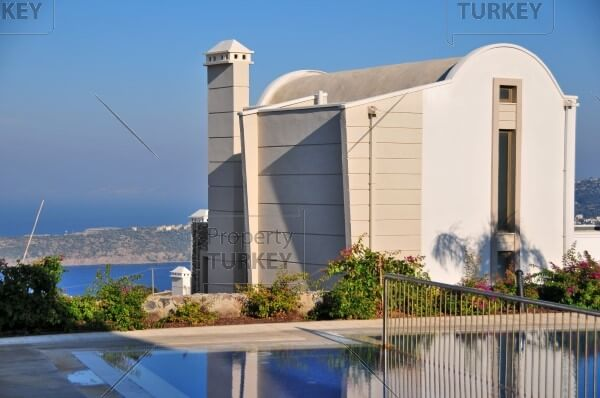 Villa with sea view in Gundogan for sale