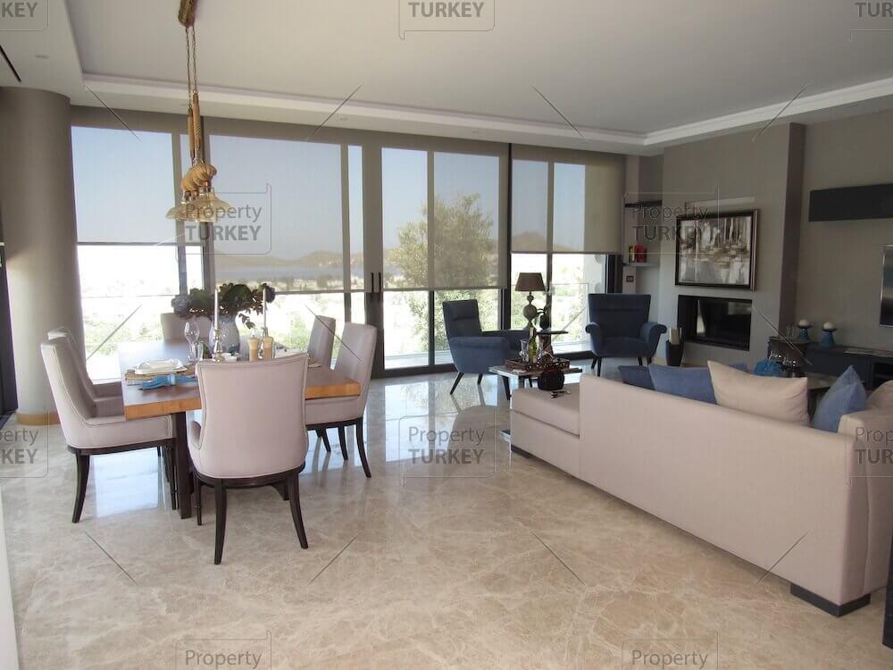 Residences spacious interiors