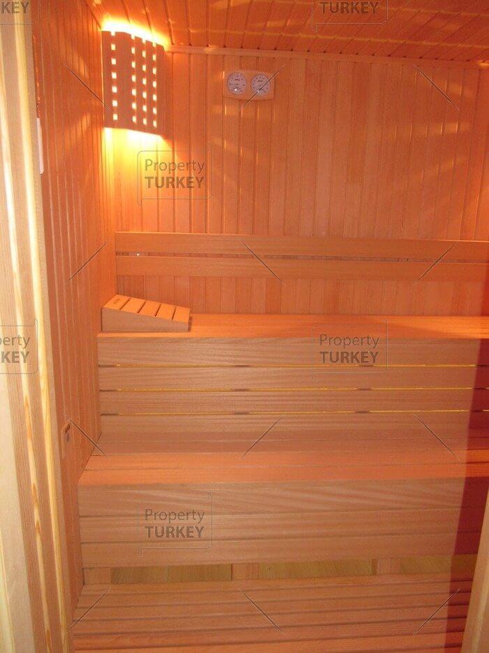 Villas sauna