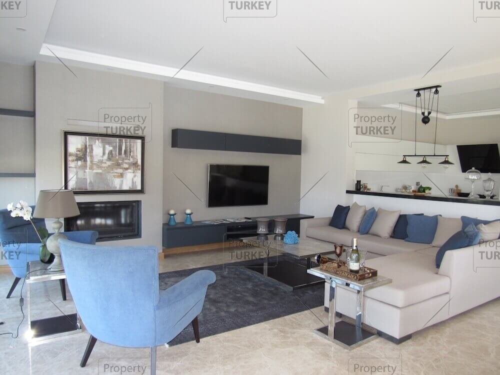 Residences interiors