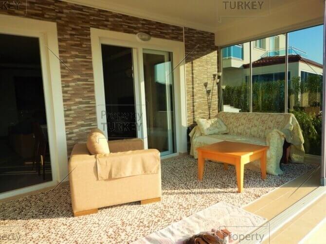 Villa conservatory