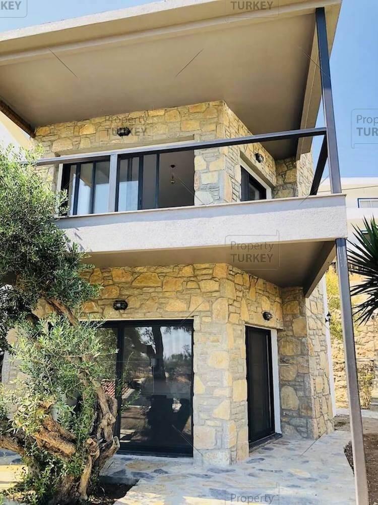 Ortakent stone villa