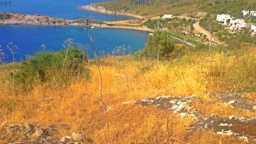 Yalikavak land for sale